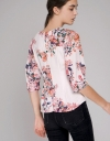 Sleeved Floral Top