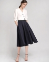 Wide Shaped Culottes