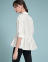 Sleeved Embellished Shirt