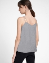 Strappy Asymmetric Layered Top